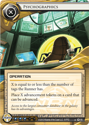 Android Netrunner Psychographics Image