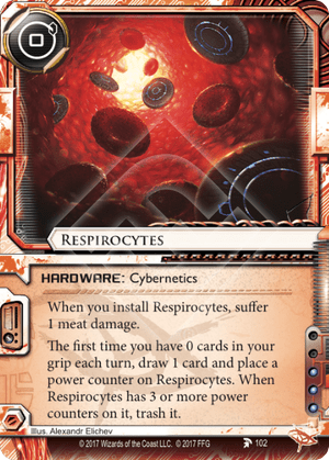 Android Netrunner Respirocytes Image