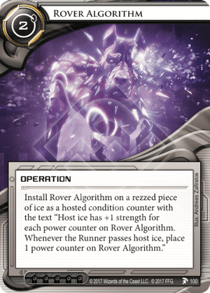 Android Netrunner Rover Algorithm Image