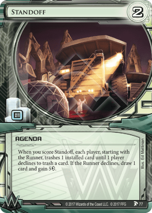 Android Netrunner Standoff Image