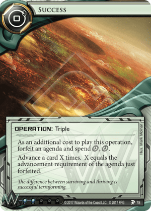 Android Netrunner Success Image