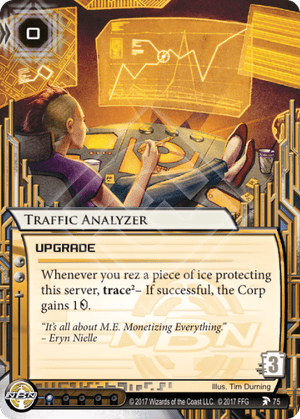 Android Netrunner Traffic Analyzer Image