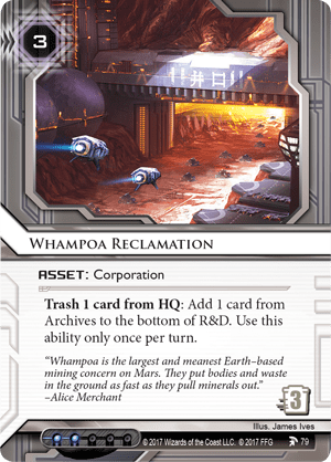 Android Netrunner Whampoa Reclamation Image